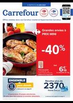 Prospectus Carrefour Market : Ensemble pour demain