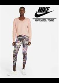 Prospectus Nike BRUXELLES : Nouveautés / Femme