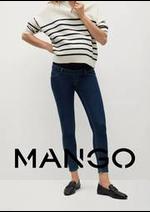 Prospectus MANGO : Vêtements de grossesse