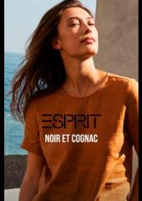 Prospectus Esprit Hal : Noir et cognac