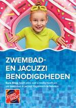 Prospectus EURO SHOP : Zwembad- en jacuzzi benodigdheden