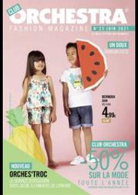 Prospectus Orchestra PREMAMAN - HALLE : Fashion Magazine