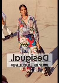Prospectus Desigual Namur : Nouvelle Collection / Femme