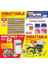 Prospectus Hubo Tubize : Inbattable