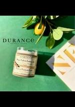 Prospectus Durance : Nouveautés