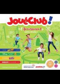 Prospectus JouéClub MORTEAU : JouéClub Catalogue