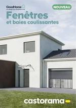 Prospectus Castorama : Notre collection fenêtres et baies coulissantes