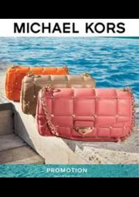 Prospectus Michael Kors Paris 15 - Beaugrenelle : PROMOTION