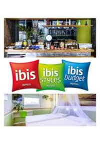 Prospectus Ibis Clermont Ferrand Montferrand : IBIS