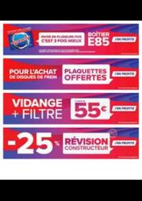 Prospectus Speedy PARIS : SPEEDY PROMOS
