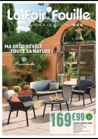 Prospectus La Foir'Fouille DOUBS : La Foir'Fouille Ma Déco Révéle Toute Sa Nature!