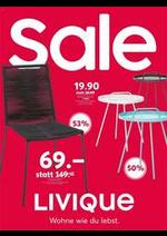Prospectus Livique : Sale