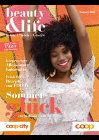 Prospectus Coop Supermarché Belp : Beauty & Life Sommer 2021