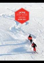 Promos et remises  : UCPA Hiver 2021