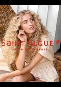 Catalogues et collections saint algue METZ (LES SABLONS) : Collection été 2021