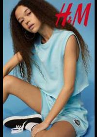 Catalogues et collections H&M Arcueil : Lookbook H&M