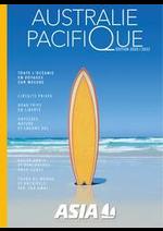 Prospectus Havas Voyages : AUSTRALIE-PACIFIQUE