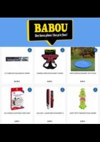 Prospectus Babou Épinay-sur-Seine : Offerte