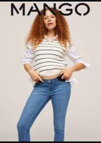 Prospectus MANGO AUBERVILLIERS : Vêtements de grossesse