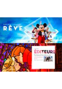 Prospectus Parc Disneyland Paris - Marne La Vallée  : Brochure Annuelle 2021-2022