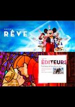 Prospectus Disneyland Paris : Brochure Annuelle 2021-2022
