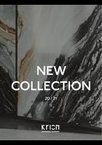 Catalogues et collections Porcelanosa : New collection - KRION