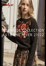 Prospectus Derhy : Nouvelle Collection Automne Hiver 21/22