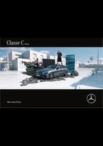 Catalogues et collections Mercedes Benz : C Class Break