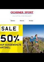 Prospectus Ochsner Sport : Sale