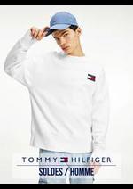 Prospectus Tommy Hilfiger : Soldes / Homme