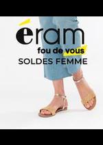 Prospectus Eram : Soldes Femme