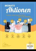 Prospectus Import Parfumerie : Import Parfumerie Angebote