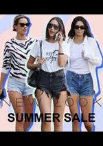 Promos et remises  : Summer Sale