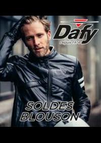 Prospectus DAFY MOTO BESANCON : SOLDES BLOUSON
