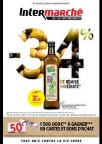 Prospectus Intermarché Super Baume les Dames : GEN AOUT 1