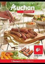 Prospectus Auchan : Des courses XXL à petit prix!