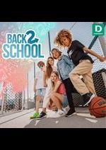 Prospectus Dosenbach : Back to school
