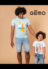 Prospectus Gemo VALENCE : Nouvelle Collection pour homme