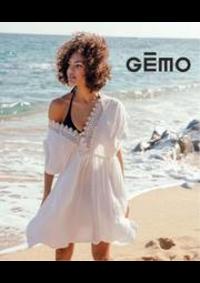 Prospectus Gemo ANTHY SUR LEMAN : Maillots de bain pour femme