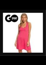 Prospectus Go Sport : Robes Femme