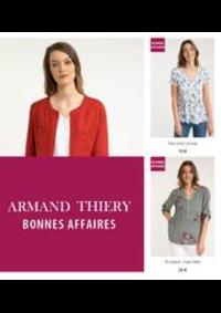 Prospectus Armand Thiery VALENCIENNES : Bonnes Affaires! Femme