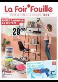 Prospectus La Foir'Fouille HALLUIN : Offre Spéciale