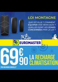 Prospectus Euromaster Bourges : Offre Spéciale