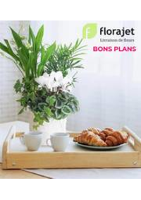 Prospectus Florajet TOURCOING 155 RUE DU PONT DE NEUVILLE : BONS PLANS