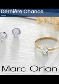 Prospectus Marc Orian Issy-les-Moulineaux : Dernière Chance Femme