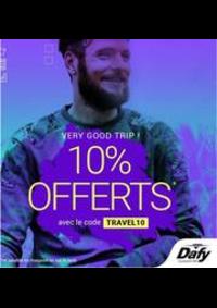 Prospectus Dafy Moto Paris Voltaire : 10% OFFRES