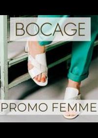 Prospectus Bocage PARIS 110 RUE DE RENNES : Promo femme