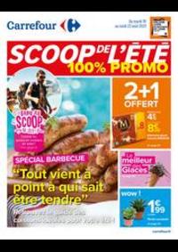 Prospectus Carrefour Montreuil : Scoop Promos de l'été - Spécial Viandes