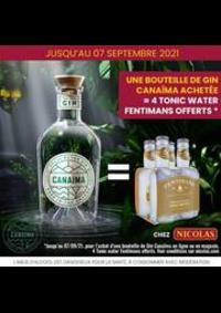 Prospectus NICOLAS ARGENTEUIL : Offre Spéciale