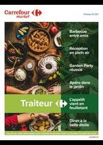 Prospectus Carrefour Drive : Traiteur